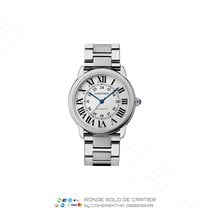 Cartier Steel 42mm Automatic W6701011 new