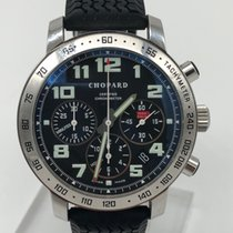 Chopard Mille Miglia Acier 40mm Noir Arabes France, paris