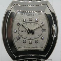 Bedat & Co No. 3 Steel Automatic W/ Factory Diamond Dial 30mm...