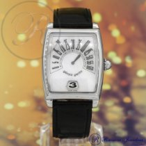 Gérald Genta Steel 31mm Automatic G.3671 pre-owned United States of America, New York, New York