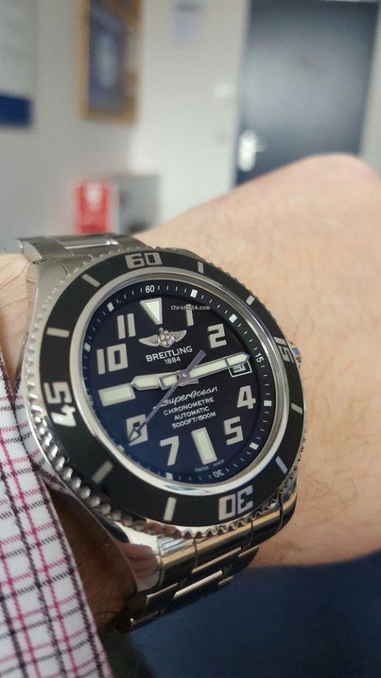 Koupě hodinek Breitling  47d378737a5