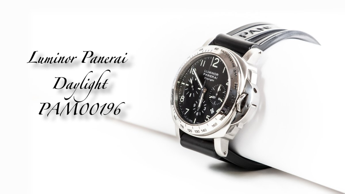 huge selection of 025ab 89201 Panerai Luminor Chrono