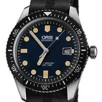 Oris Divers Sixty Five 01 733 7720 4055-07 5 21 26FC new