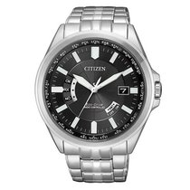 Citizen new 43mm Steel Sapphire crystal