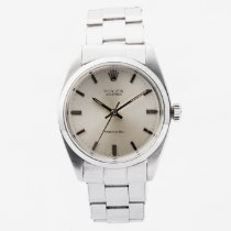 Rolex 6694 Steel 1962 Oyster Precision 34mm pre-owned United Kingdom, Guildford,Surrey