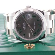 Rolex Datejust Steel 41mm No numerals United States of America, Georgia, Snellville