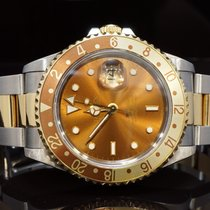 Rolex 40mm Automatic 1993 pre-owned GMT-Master II Brown