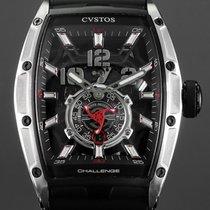Cvstos new Automatic 53,70mm Titanium Sapphire crystal