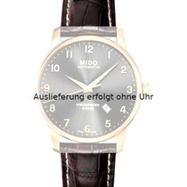 Mido Parts/Accessories 19617 new Leather Brown Baroncelli