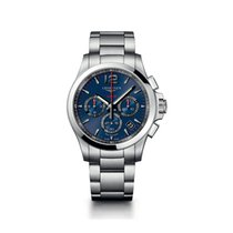 Longines Conquest L3.717.4.96.6 2019 new