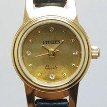 Citizen Женские часы 21.26mm Кварцевые подержанные Только часы 2010