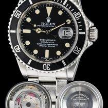 Rolex Submariner Date Stahl 40mm Schwarz Keine Ziffern Schweiz, Massagno