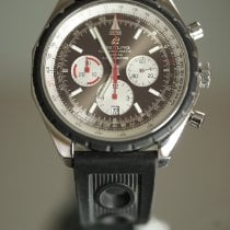 Breitling Chrono-Matic 49 Steel 49mmmm Brown No numerals