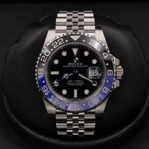 Rolex GMT-Master nuevo 2019 Reloj con estuche y documentos originales 126710