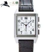 Jaeger-LeCoultre Reverso Squadra Chronograph GMT Steel 50mm Silver United States of America, California, Los Angeles