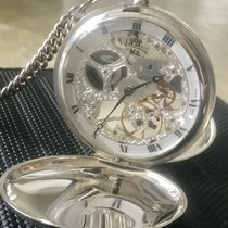 Krieger Silver 50mm Manual winding pre-owned