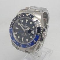 Rolex GMT-Master II Steel 40mm Black No numerals United Kingdom, Shrewsbury