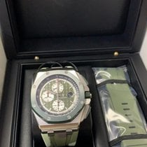 Audemars Piguet Royal Oak Offshore Chronograph new 2019 Automatic Watch with original box and original papers 26400SO.OO.A055CA.01