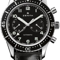 Zenith Steel 43mm Automatic 03.2240.4069/21.C774 new United States of America, Florida, Sunny Isles Beach