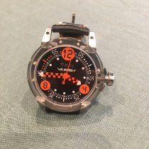 B.R.M 44mm Quartz V6 HYB MK AO pre-owned
