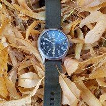Timex Stahl 40mm Quarz 90538 gebraucht