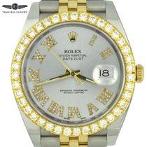 Rolex Datejust 126333 2018 nov