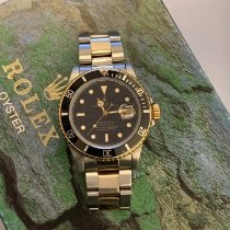 Rolex Submariner Date 16803 1983 pre-owned