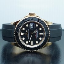 Rolex 116655 Ruzicasto zlato 2016 Yacht-Master 40 40mm rabljen