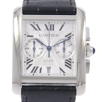 Cartier Tank MC W5330007 pre-owned