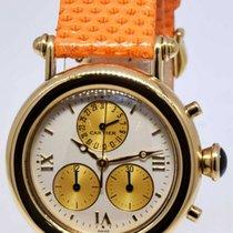 Cartier Diabolo Yellow gold 32mm Silver