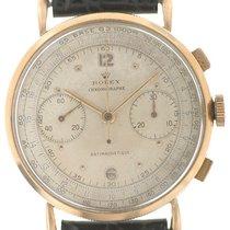 Rolex Chronograph 4062 Sehr gut Gelbgold Handaufzug