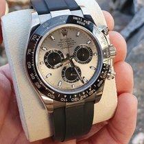 Rolex Daytona 116519LN Veldig bra Hvitt gull 40mm Automatisk Norge, Stokmarknes