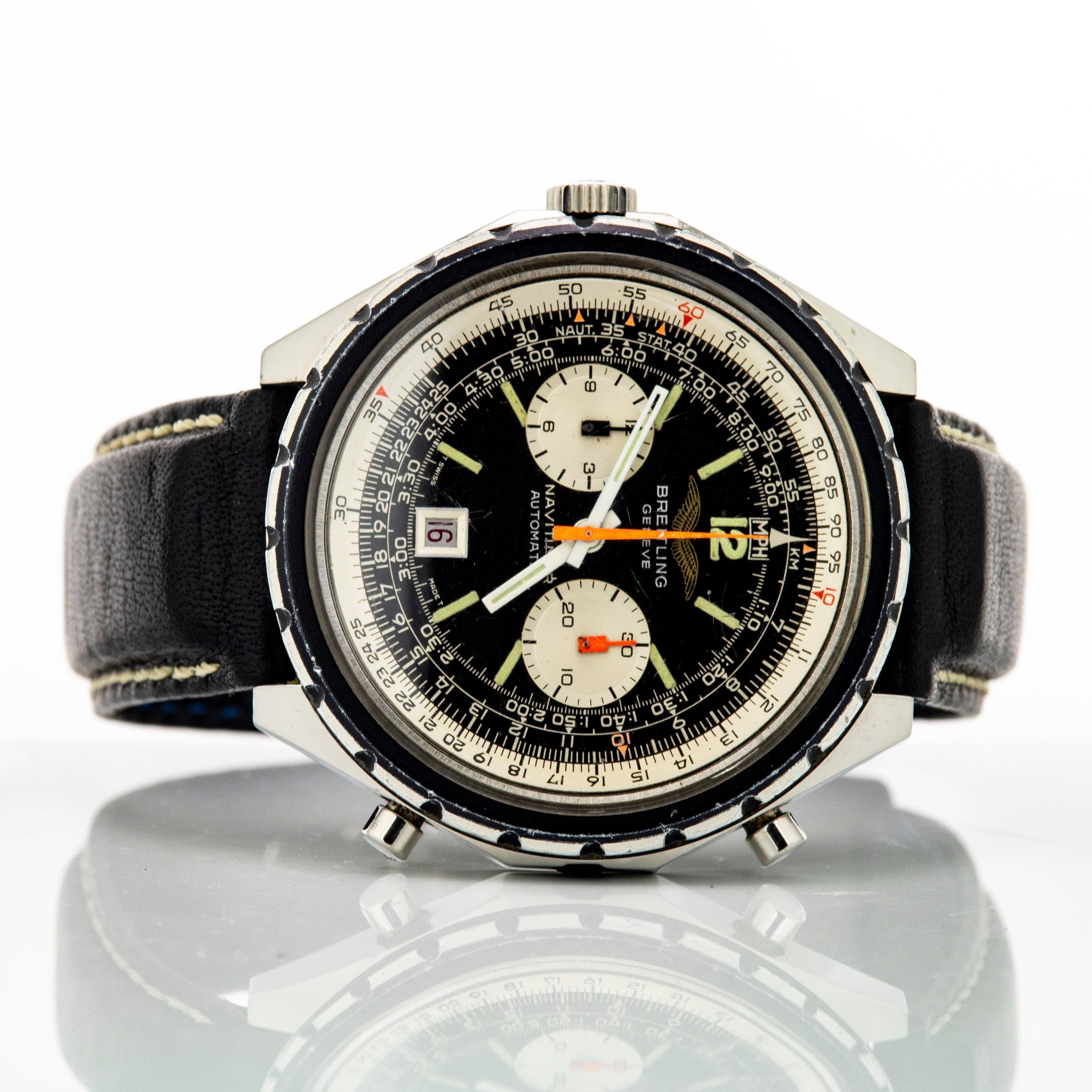 Breitling Navitimer Reference 1806 Iraqi Air Force Issue