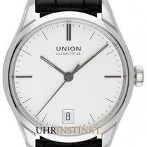 Union Glashütte Steel 34mm Automatic D011.207.16.031.00 new