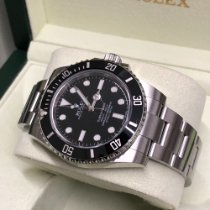 Rolex Submariner (No Date) 114060 2012 pre-owned