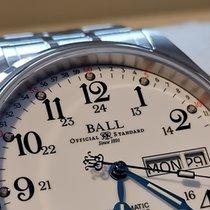 Ball Trainmaster gebraucht Weiß Stahl