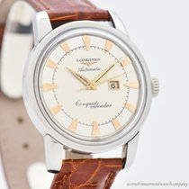 Longines Conquest Steel 35mm No numerals