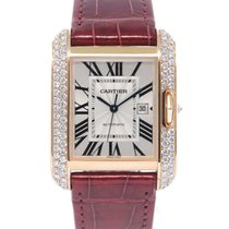 Cartier Tank Anglaise 2014