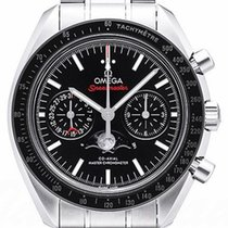 Omega Speedmaster Professional Moonwatch Moonphase 304.30.44.52.01.001 2020 nuevo