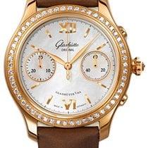 Glashütte Original Lady Serenade Rose gold 38mm Mother of pearl