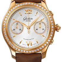 Glashütte Original Lady Serenade new Automatic Chronograph Watch with original box