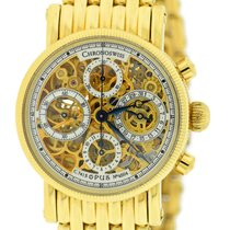 Chronoswiss Opus Yellow gold 38mm United States of America, New York, New York
