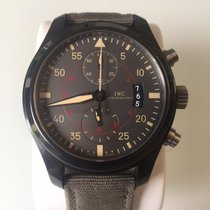 IWC Pilot Chronograph Top Gun Miramar IW388002 2012 pre-owned
