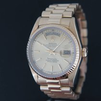 Rolex Oyster Perpetual Day-Date Tiffany & Co. Full Set 18038