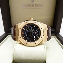 オーデマ・ピゲ (Audemars Piguet) Royal Oak Dual Time Power Reserve...