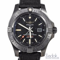 Breitling Avenger Blackbird 48mm Blacksteel Automatic Pilots...