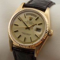 Rolex Day Date President Automatic 18K Gold Herrenuhr