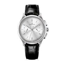 Zenith Elite Chronograph Classic Steel 42mm Silver