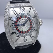 Franck Muller Casablanca Xxl Diamond Automatic Watch 9880 D ...