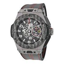 Hublot Big Bang Ferrari 401.NJ.0123.VR New Titanium 45mm Automatic